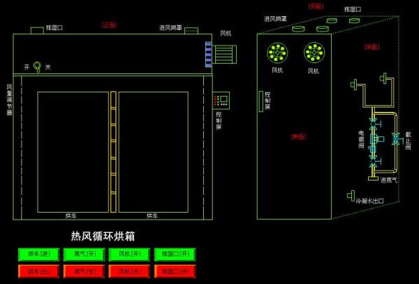 工业烘箱_大型不锈钢工业烘箱工业耐高温防爆烘房质量有保障
