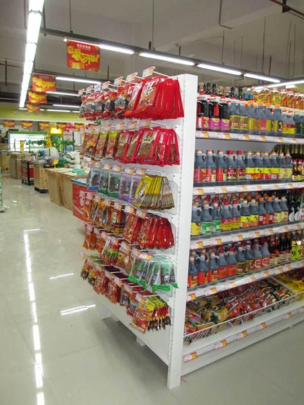 连锁超市和小超市(小店)的区别