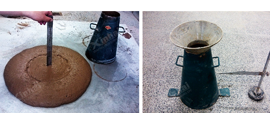 水泥净浆流动度检测_用水泥净浆流动度可不可以测外加剂的减水率_百度知道