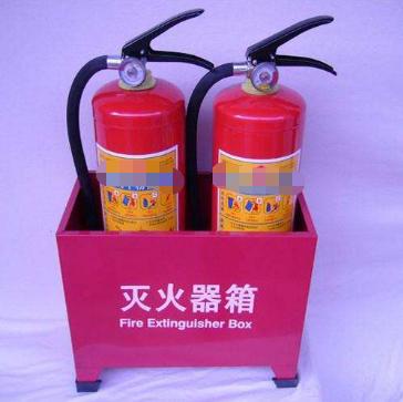 4公斤干粉灭火器操作分几个步骤