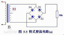 桥式半波整流电路_什么是桥式整流电路_百度知道