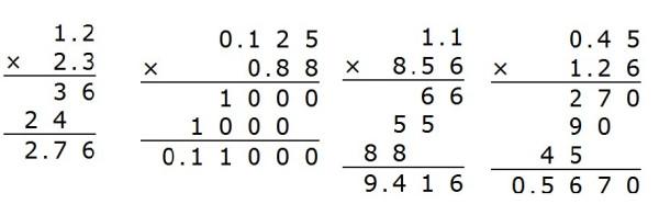 小数乘法怎样列竖式_五年级上册数学小数乘法怎么列竖式_百度知道