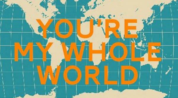 """全世界的英文_""""我的全世界""""用英文怎么写?_百度知道"""