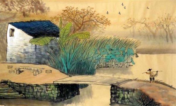 关于田园意境的诗词文章 描写关于乡村田园生活的诗句有哪些