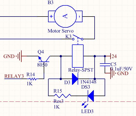 5v控制24v电路_单片机5V控制24V电路_百度知道