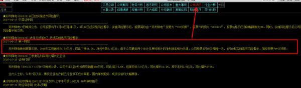【郑州煤电股票】郑州煤电股份有限公司属于什么类型的
