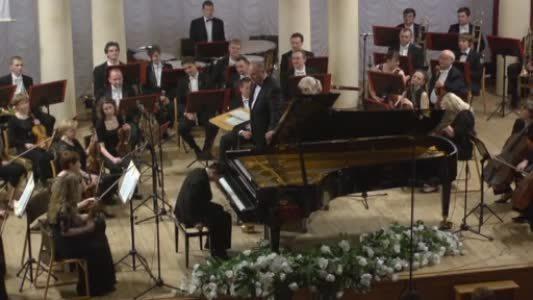 柴科夫斯基第一钢琴协奏曲的介绍图片