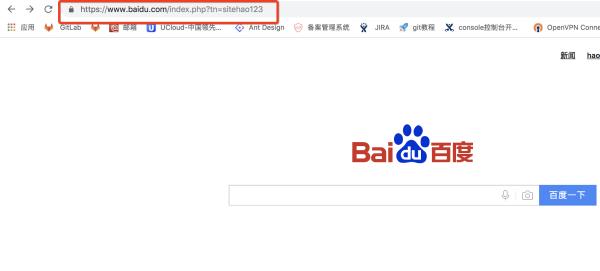 http:wwwbaiducomindexphp?tn=sitehao123 这个网站是不是百度的