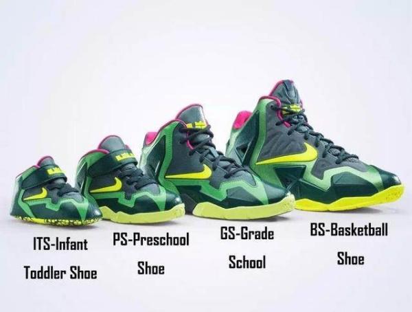 耐克鞋子的GS是什麽意思?