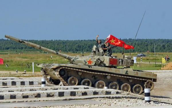 一则国内的新闻中国克日高调揭晓一则音讯:解放军早就全盘备战了