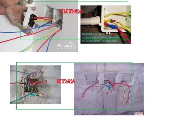 家装电线线路图_家装插座并联怎么接线才符合规范?_百度知道