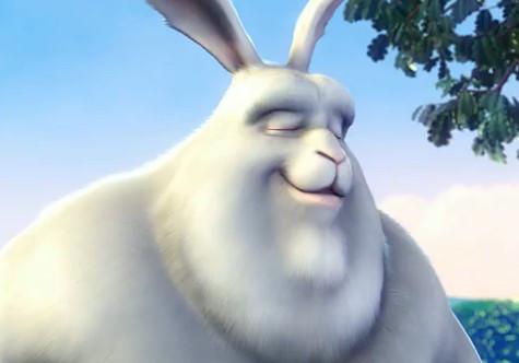 大熊猫越狱_一个3D的动画片,里面的主角是一只很胖很大的兔子,还有松鼠 ...
