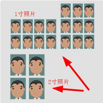 结婚证照片可以ps_一寸二寸照片一版是多少张?大学里的照片要求都是蓝色的吗 ...