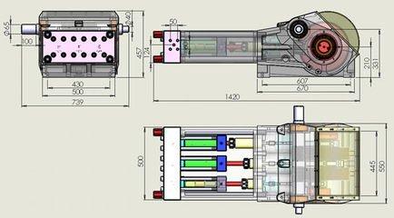 高压清洗机原理图_高压清洗机泵头分解图 谁知道高压清洗机的泵头原理_百度知道