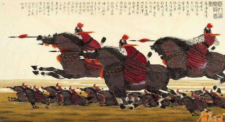 中国好诗词倪宵汉 中国最美的诗词