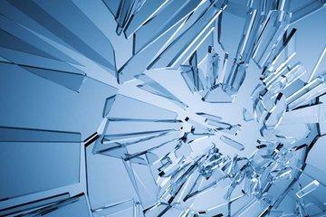 光学仪器_耐高温石英玻璃片光学实验仪器设备观察视镜片圆片