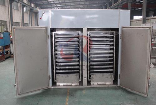 热风循环烘干箱_厂家工业台车烘箱大型热风循环烘干箱谷物台车