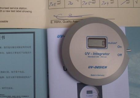 uv灯紫外线能量计_供应德国UV能量计uv-150能量仪uv灯紫外线能量计保修一年现货包邮