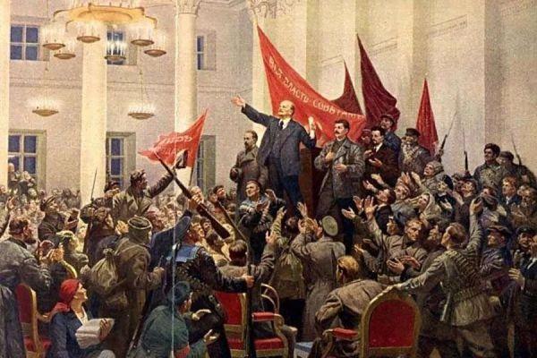 1917年发生的重大事件是什么?