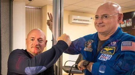 把同卵双胞胎航天员中的一个送上太空,NASA这次证明了什么?的头图