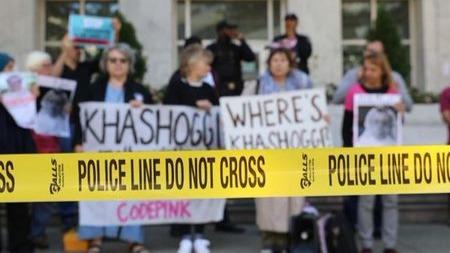 沙特的记者为什么会失踪?
