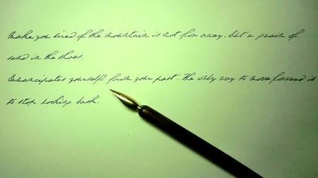 鋼筆的發明 源于一張錯失的保單