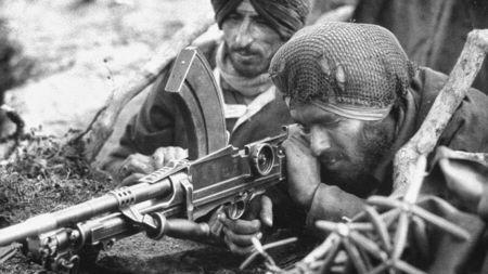 10小时一个旅就垮了!1962年印度有多狂妄就有多不禁打!