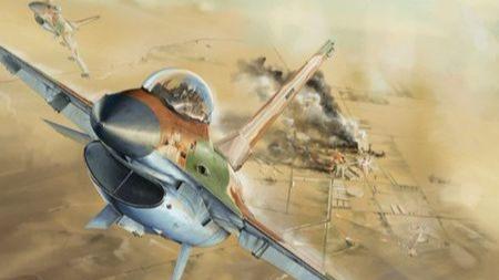 美国人甘拜下风!揭秘1981年以色列空军突袭伊拉克核设施之战