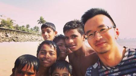 """我在""""印度的上海""""孟買翻了一萬道白眼的頭圖"""