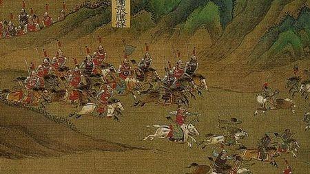 丰臣秀吉遇到的大明骑兵什么样?《平番得胜图》看明朝北军武备