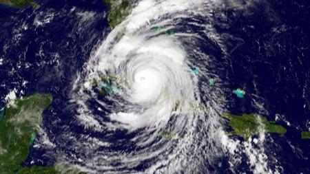 美国为什么抵挡不住飓风?