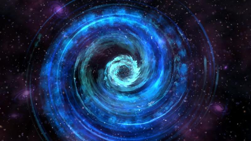 引力是如何逃脱黑洞的呢?的头图
