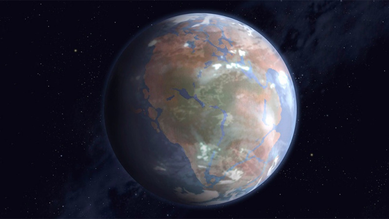 如果陆地和海洋的比例颠倒,那地球会是什么样子?
