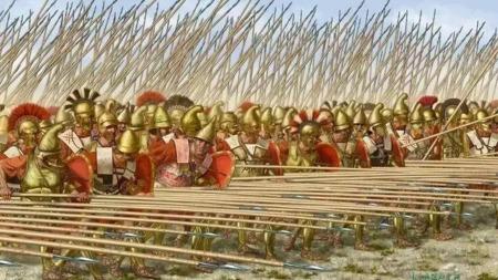 不光玩方阵还玩冲击重骑兵,腓力二世让马其顿崛起的关键?的头图