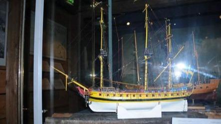 诺贝尔的父亲还研究过早期水雷?芬兰图尔库海事博物馆掠影