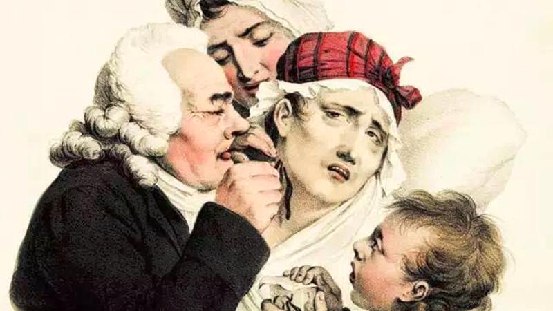 为了美白,古人竟然用水蛭吸掉脸部部分血液!的头图