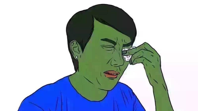 辣眼睛是怎么回事?的头图