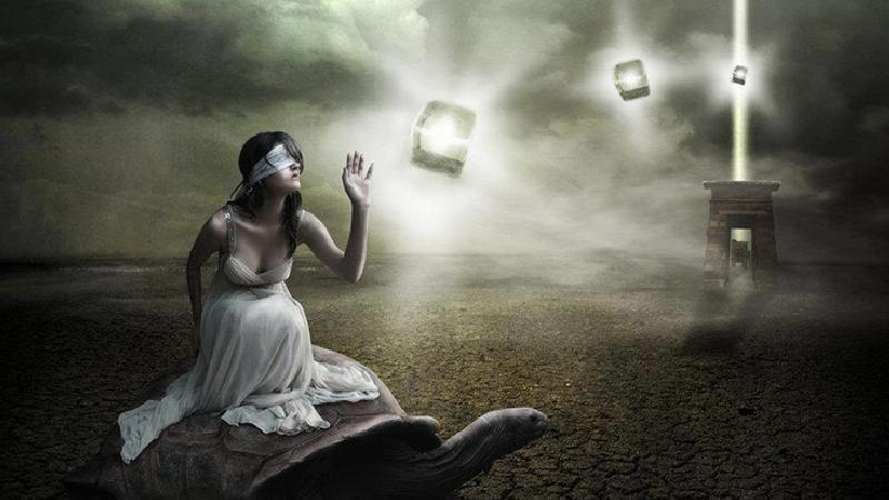 盲人和聋人会梦到什么?