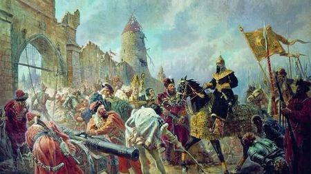 沙皇俄国争霸波罗的海的最初野心:伊凡雷帝的利沃尼亚战争的头图