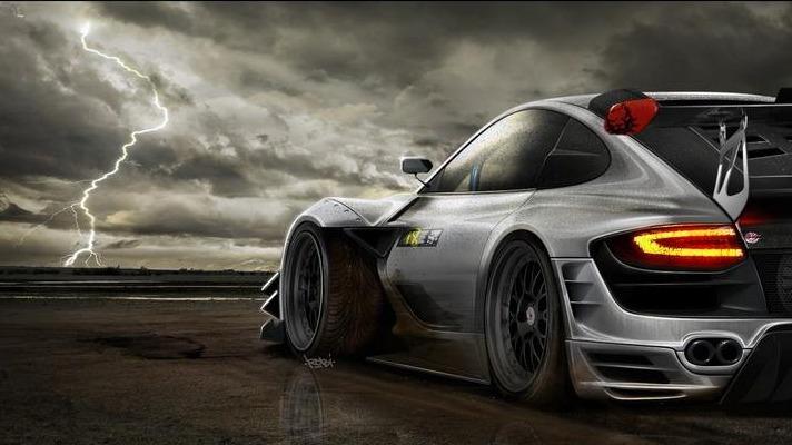 电闪雷鸣下,橡胶轮胎是否真能保命?