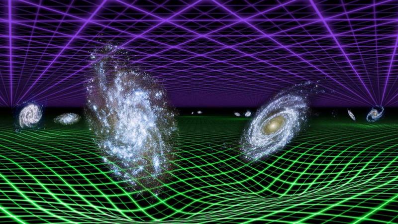 双度规引力理论:引力中隐藏着斥力?