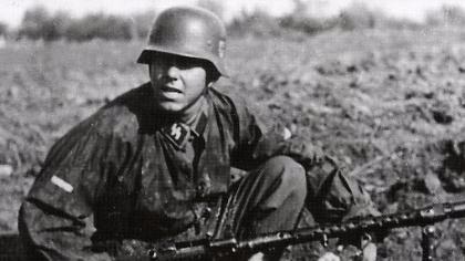 竟开着装甲车从苏军战线后方逃出来?一名党卫军瑞典志愿者的奇遇