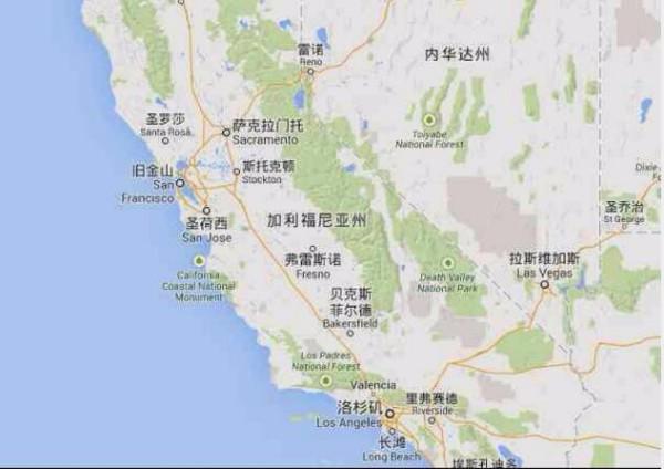 加利福尼亚人口_独立影像中心