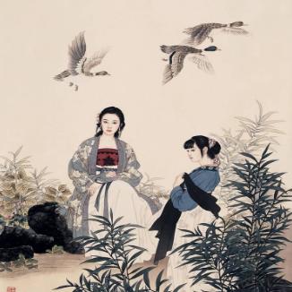 鸟什么一成语_成语故事图片