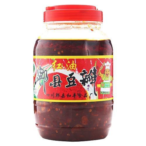 郫县豆瓣酱的发酵原理_郫县豆瓣酱