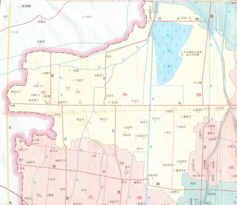 台头镇人口_台头镇地图 台头镇卫星地图 台头镇高清航拍地图