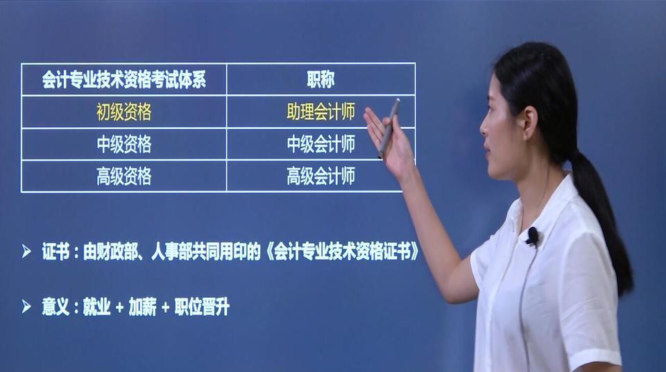考试又称助理会计师考试,初级会计专业技术资格考试,是由全国统一组织