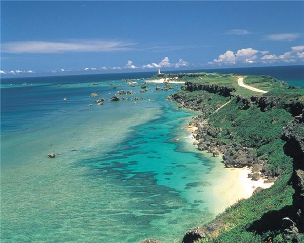 日本地�_亚洲日本冲绳宫古岛