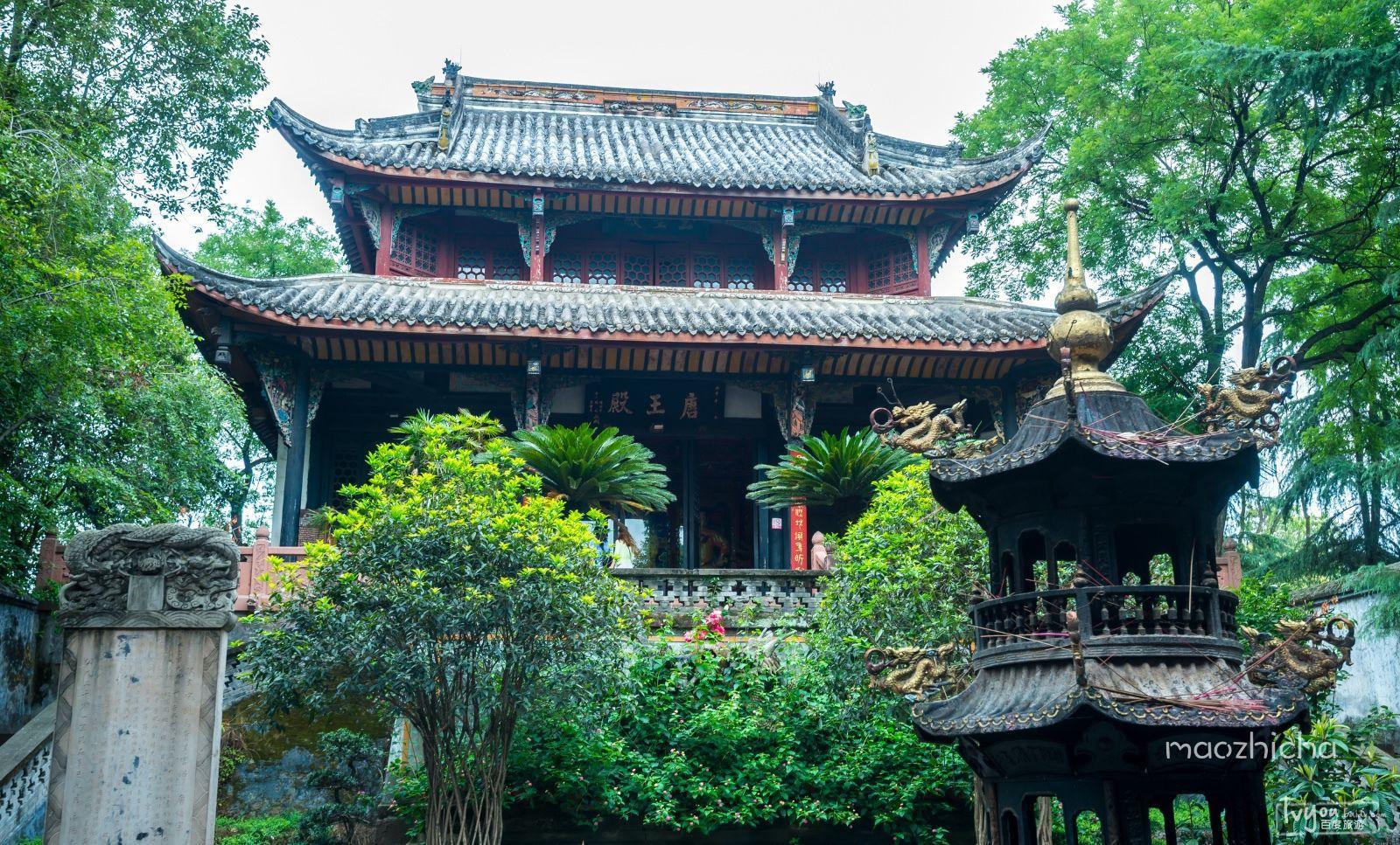 ChengDu qingyang palace