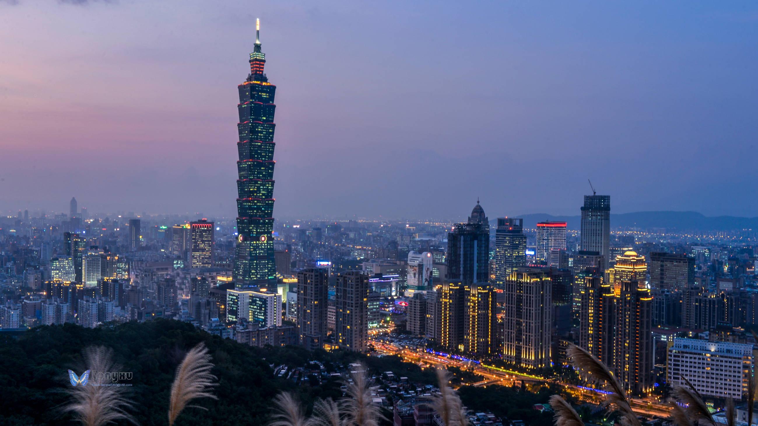 台湾:包车自由行